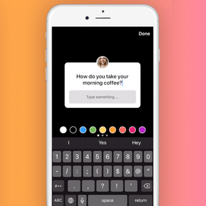 How Instagram's Question Sticker Can Promote Your Brand
