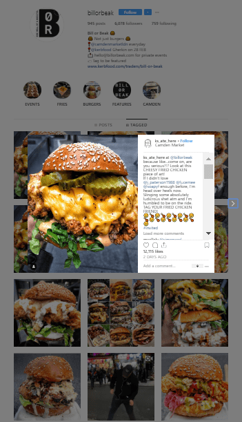 find food bloggers in your area