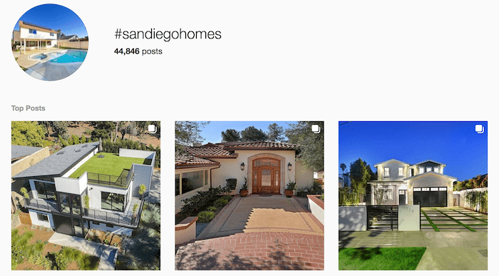 Realtors Use Relevant Hashtags