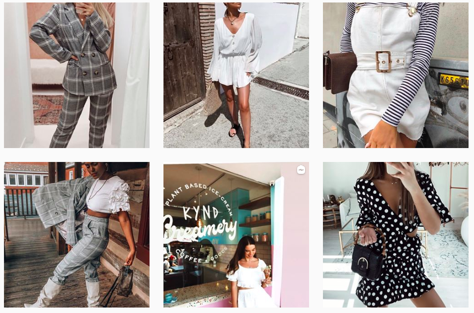 The 19 Best Trendy Instagram Boutiques Right Now