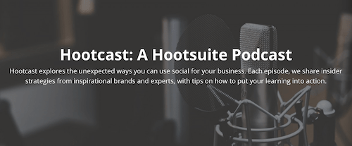 Hootcast by Hootsuite