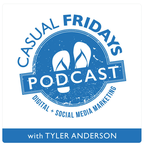 Casual Fridays Podcast with Tyler Anderson