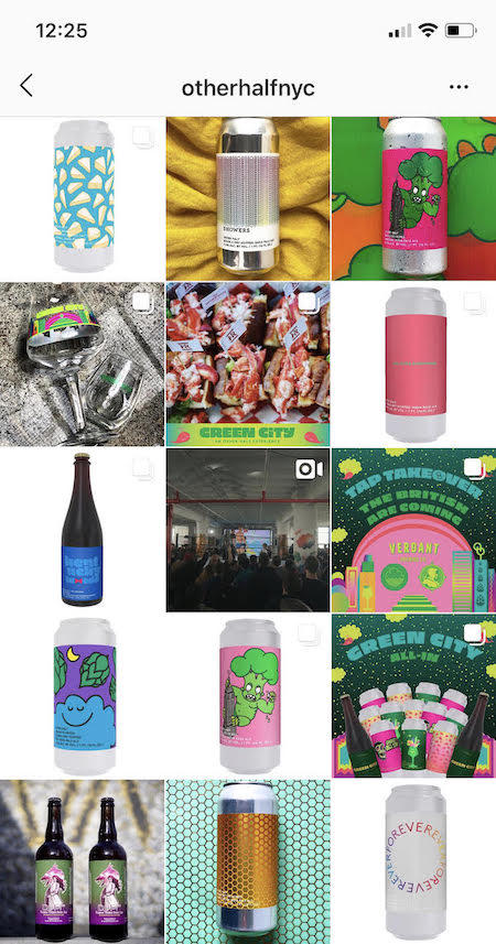 other half nyc instagram feed