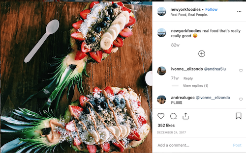 new-york-foodies-instagram-influencer-marketing