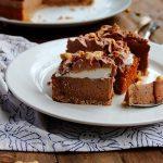 Hazelnut Chocolate Coconut Cream Pie (Dairy & Gluten-Free)