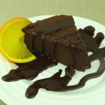Ooey Gooey Chocolate Cake (Vegan, Gluten-Free)