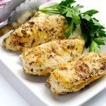 Instant Pot Chicken Breasts (Dairy & Gluten-Free)