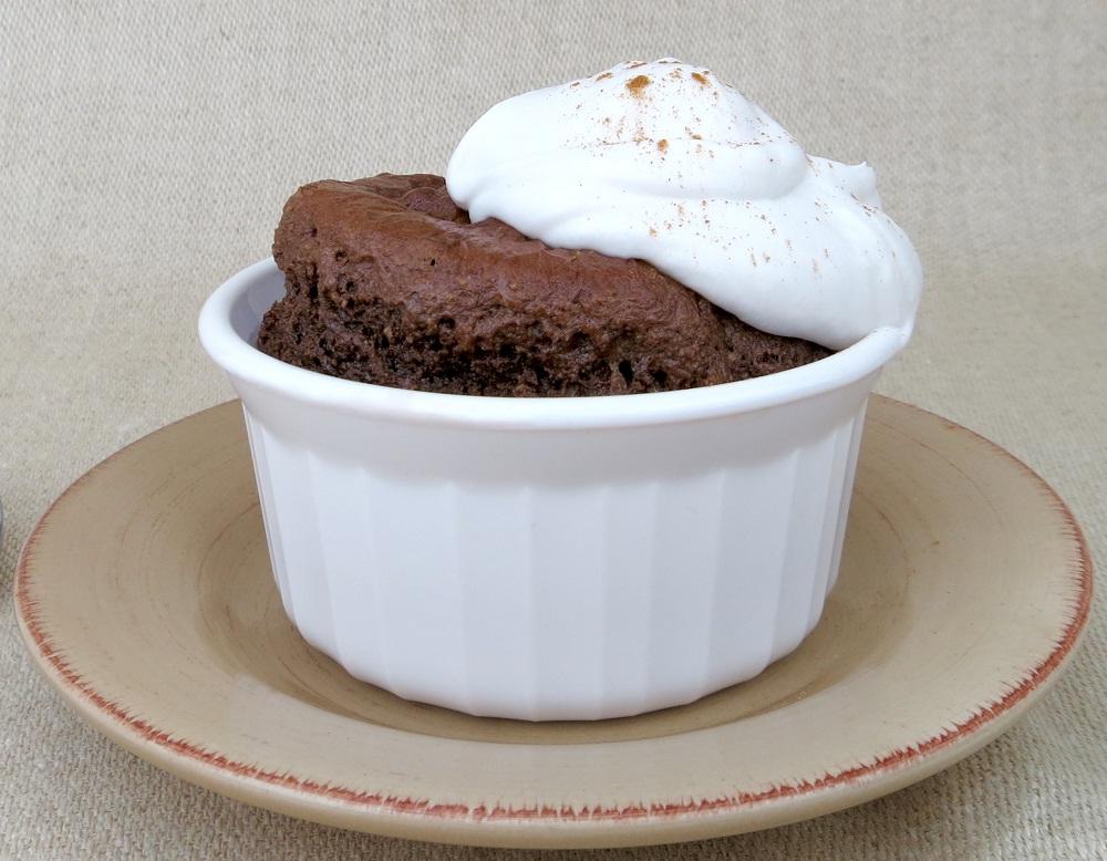 Keto Recipe For Cake In A Mug: Paleo Keto Chocolate Mug Cake (Dairy & Gluten-Free)