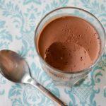 Dark Chocolate Coconut Pudding (Dairy & Gluten-Free)