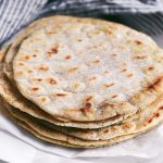 5-Minute Cassava Flour Tortillas (Dairy & Gluten-Free)