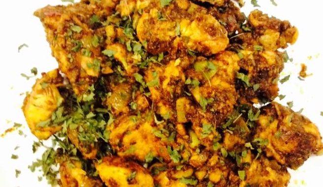 Chili Chicken (Dairy & Gluten-Free)
