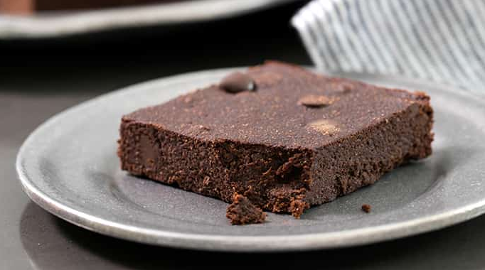 Fudgy Coconut Flour Brownies (Dairy & Gluten-Free)