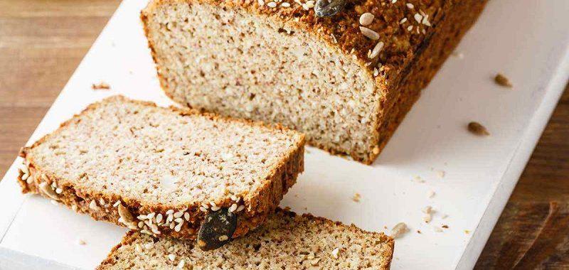 Cauliflower Bread (Low-Carb, Dairy & Gluten-Free)