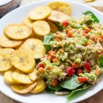 Avocado Lime Tuna Salad (Dairy & Gluten-Free)