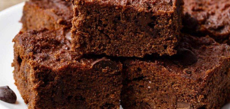 Fudgy Coconut Flour Brownies (Dairy & Gluten-Free)