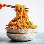 Asian Garlic Noodles (Whole30, Gluten-Free)