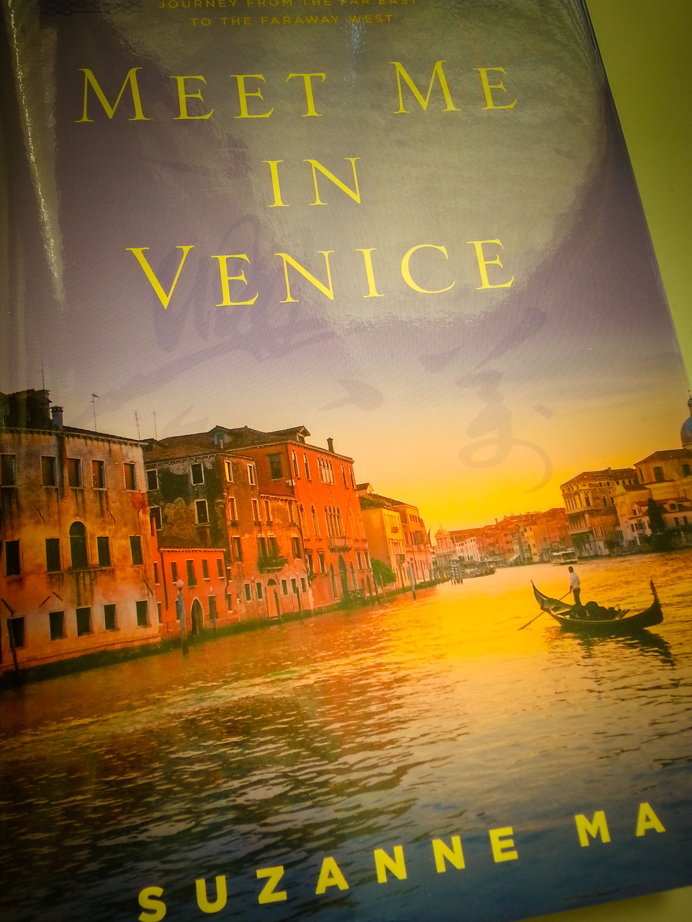Meet me in venice edited