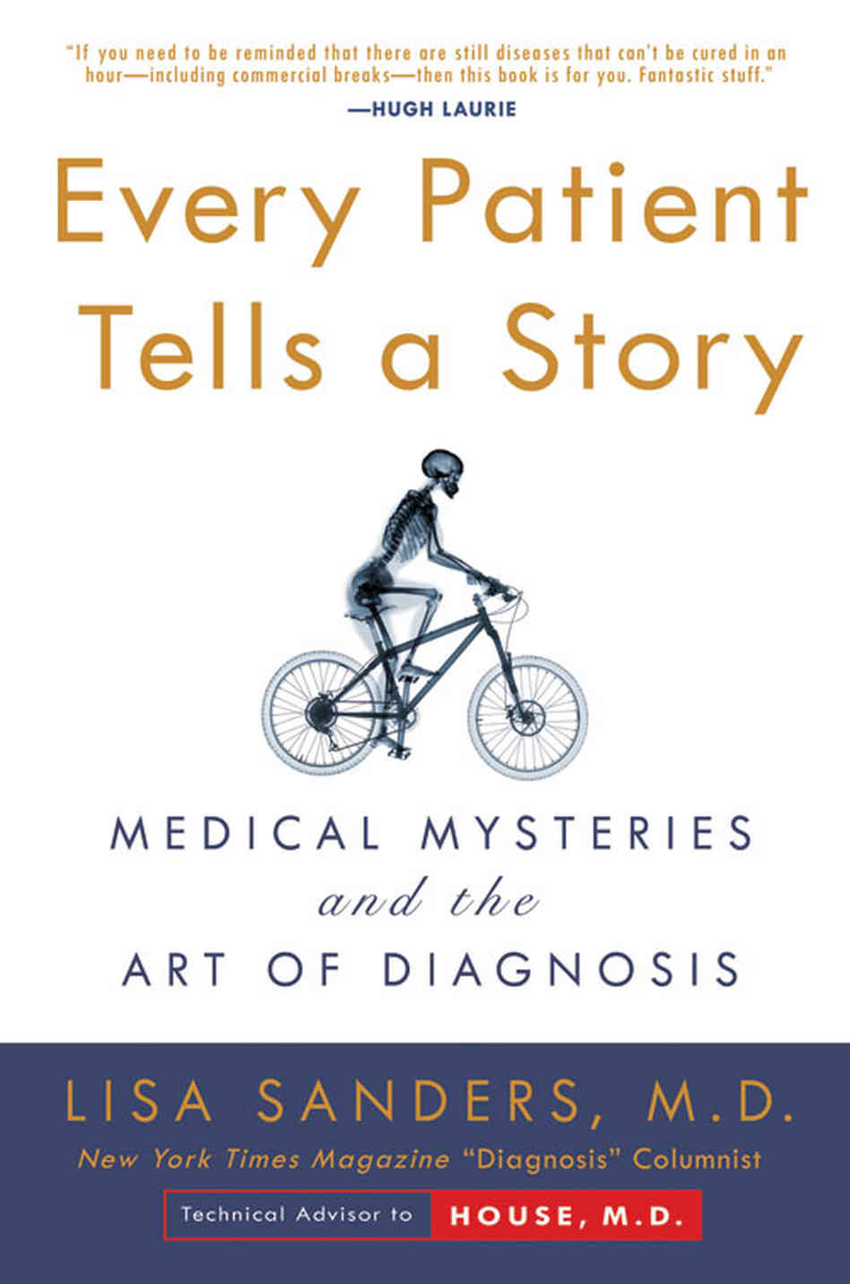 Every patient tells a story book