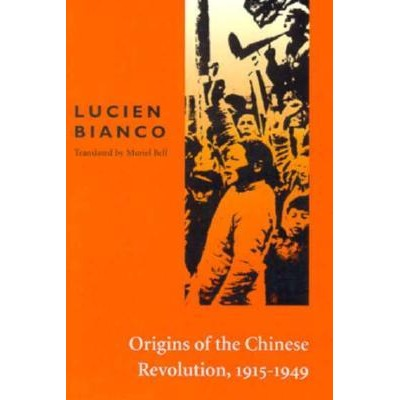 Origins of the chinese revolution book