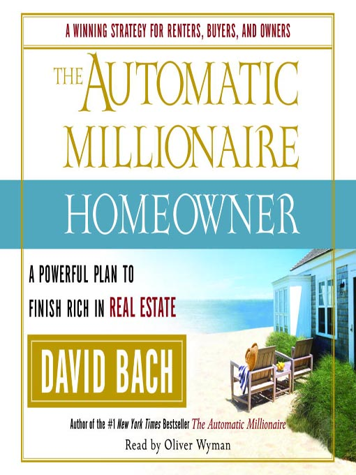 The automatic millionaire homeowner book