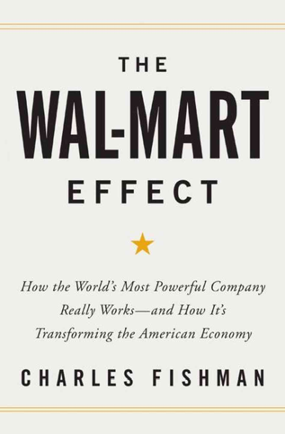 The walmart effect book