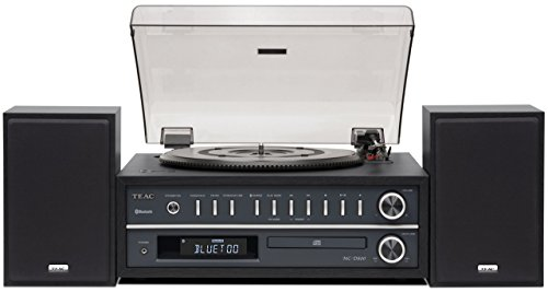 Teac MC-D800 All-In-One Turntable Speaker System with Bluetooth
