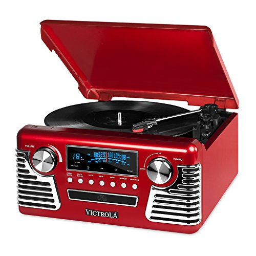 Victrola 50s Retro Record Player