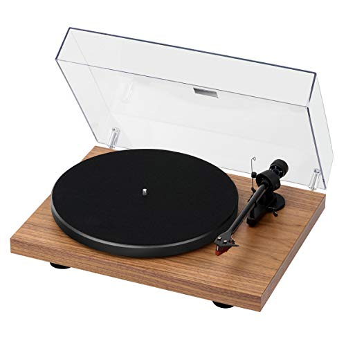 Pro-Ject: Debut Carbon DC Turntable - Walnut