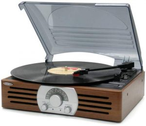 Jensen 3-Speed Turntable (JTA-222)