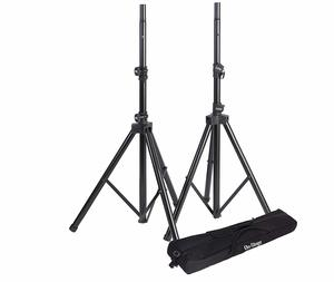 On Stage SSP7950 Tripod Speaker Stand Package with Bag