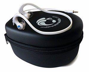 HydroActive Short-Cord Waterproof Headphones