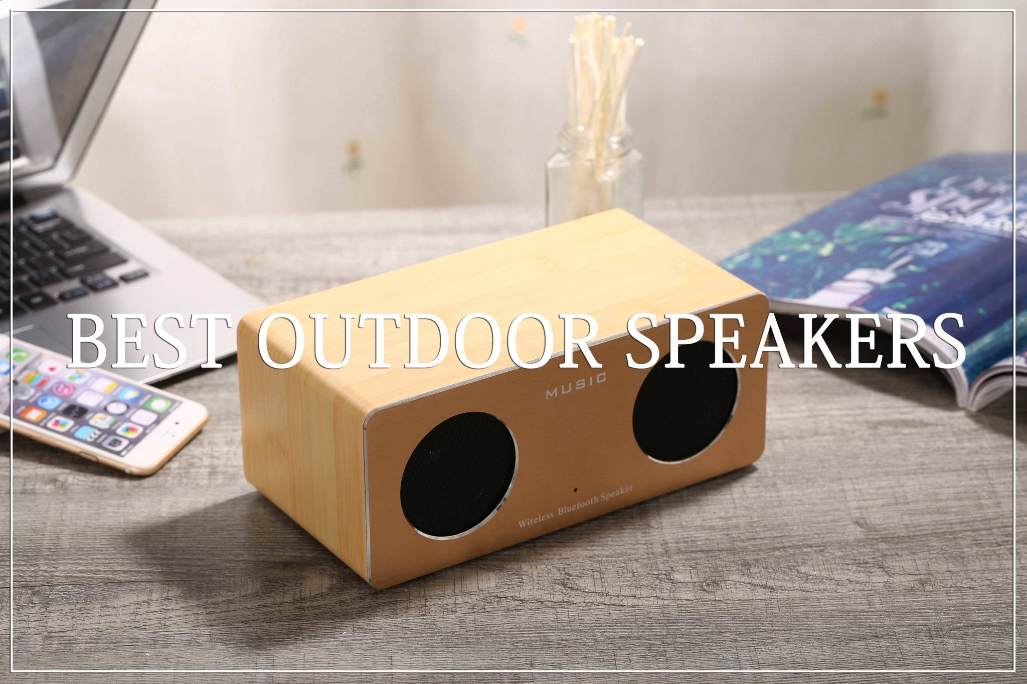 Best Outdoor Speakers for Party