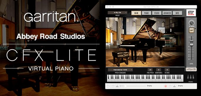 Garritan Abbey Road Studios CFX Concert Grand Piano VST