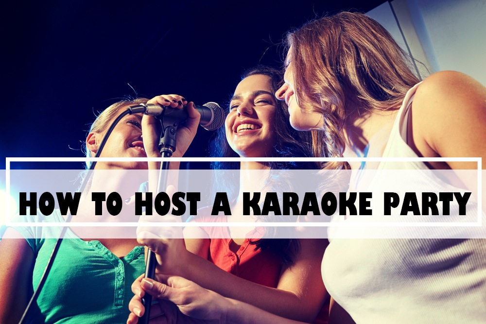 How to Host a Karaoke Party at Home