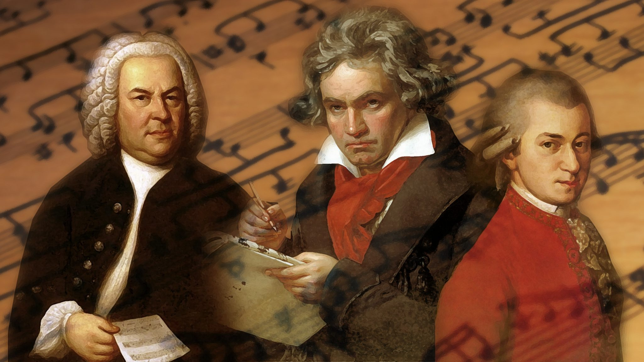 Baroque Piano Composers