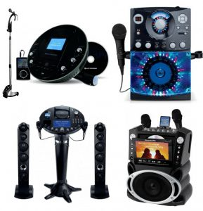 Different Types of Karaoke Machines