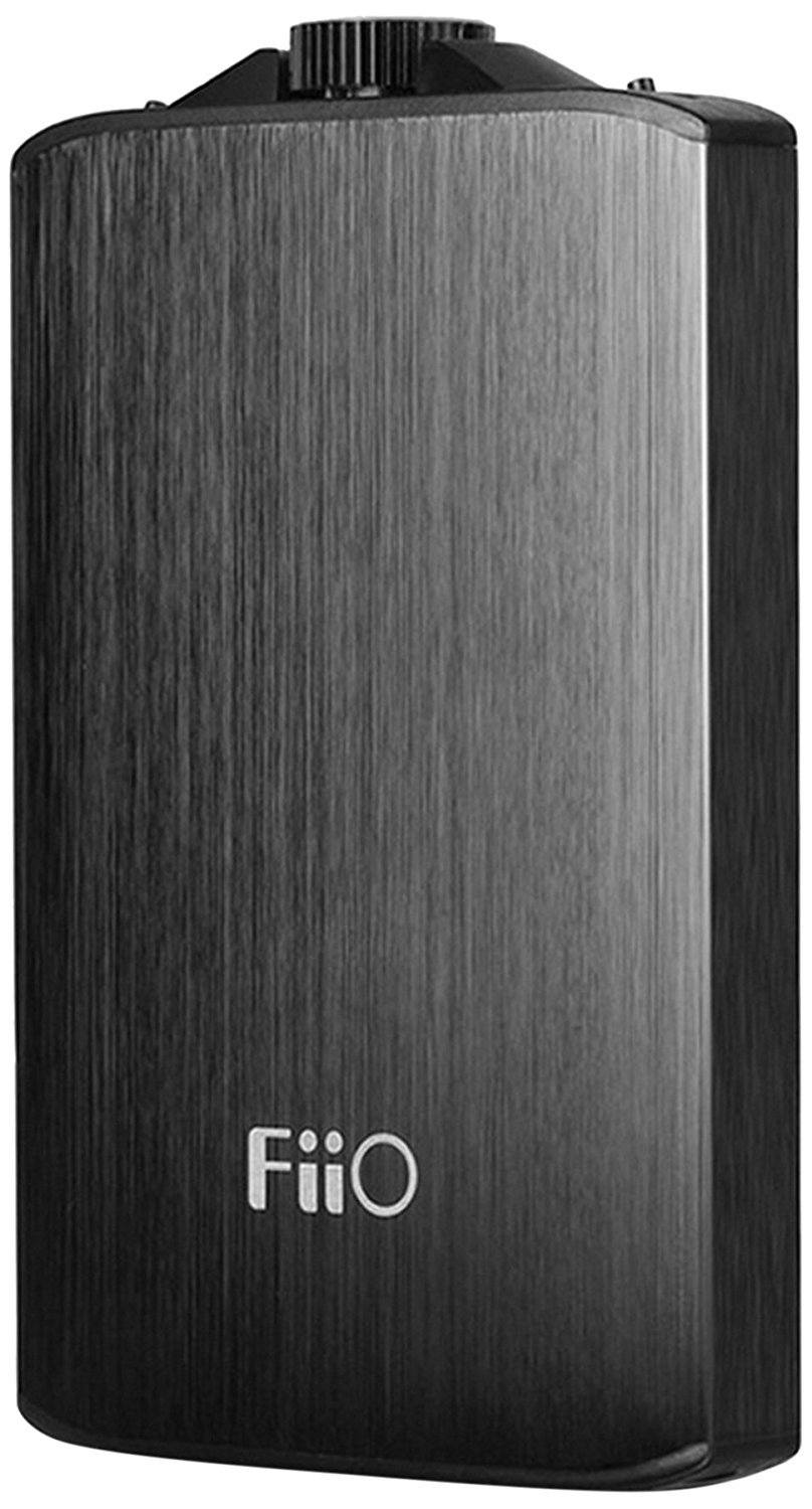 FiiO A3 Portable Headphone Amplifier (Black)