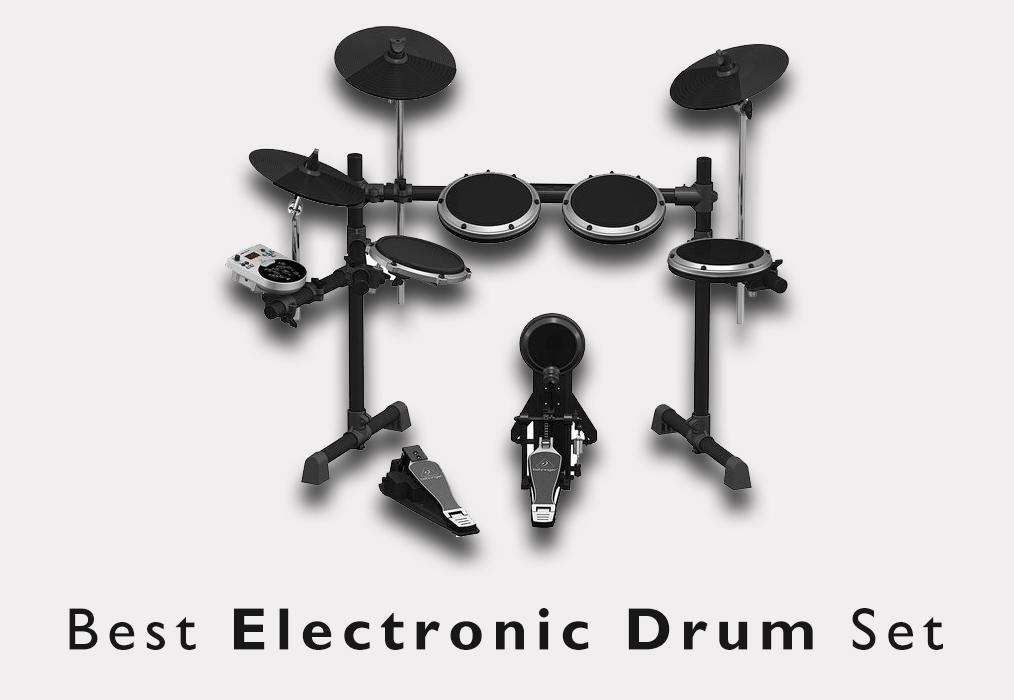 best electronic drum sets and brands in 2019 karaoke bananza. Black Bedroom Furniture Sets. Home Design Ideas