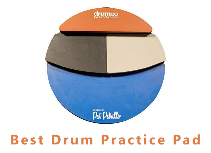 Best Drum Practice Pad 5 Amazing Options In 2019