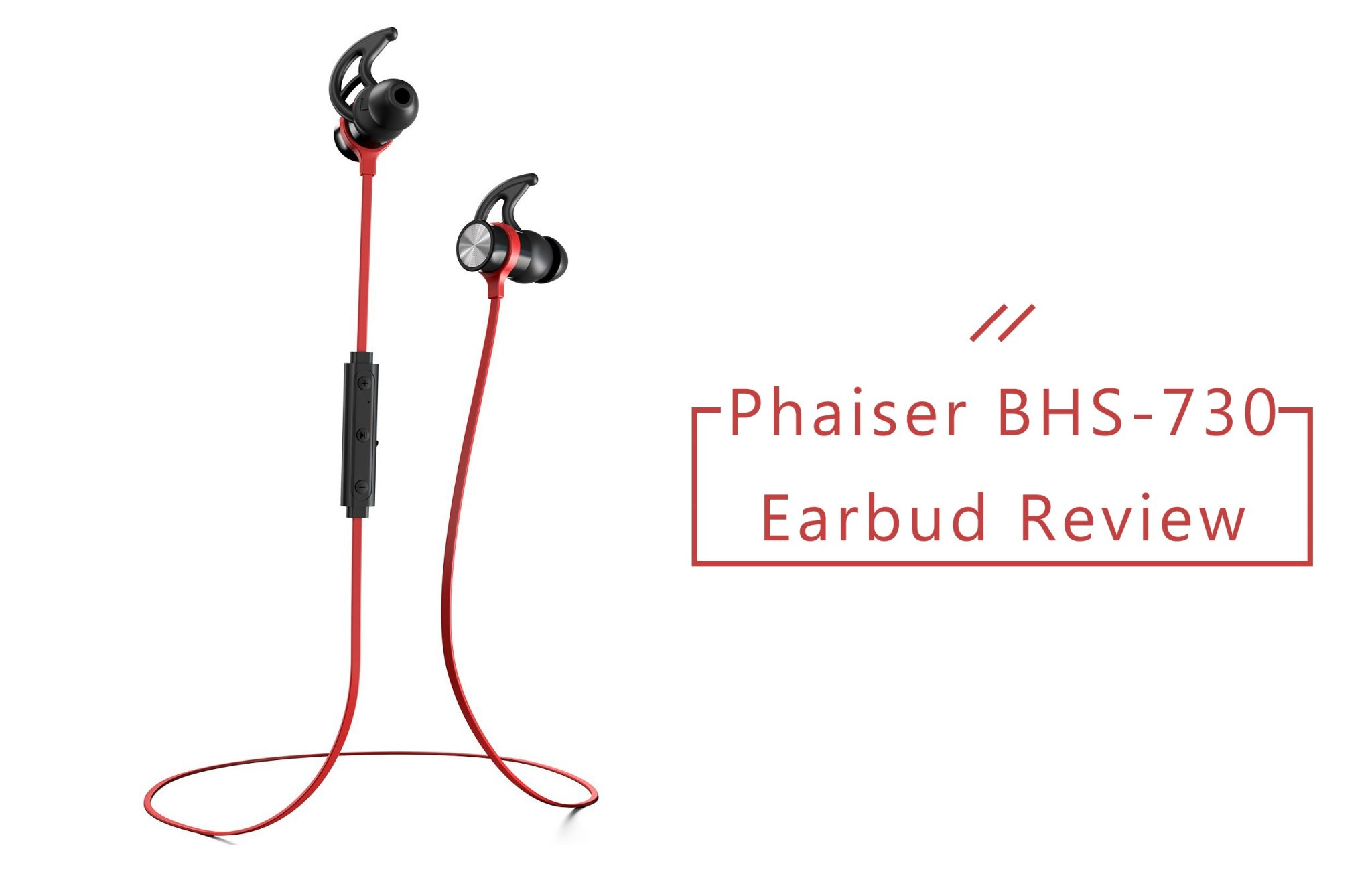 Phaiser BHS-730 Earbud