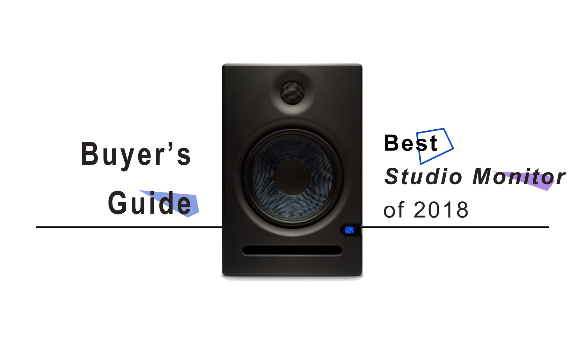 Best Studio Monitor of 2018