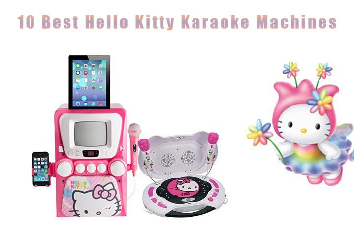 best-hello-kitty-karaoke-machines