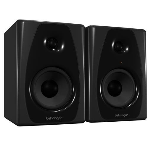 Behringer Studio 50USB 150W Bi-amped Reference Studio Monitor Speakers