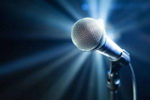 karaoke-microphone