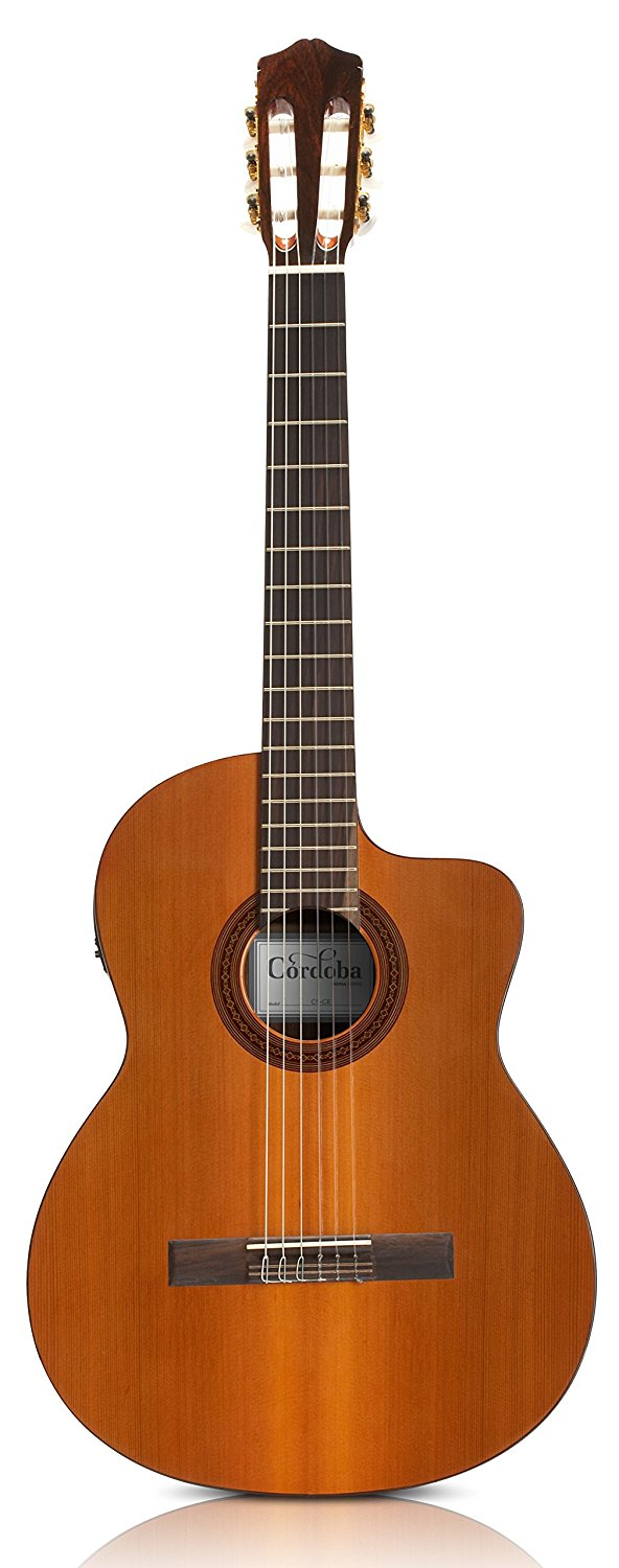 Cordoba Acoustic-Electric Classical Guitar (C5-CE Iberia Series)