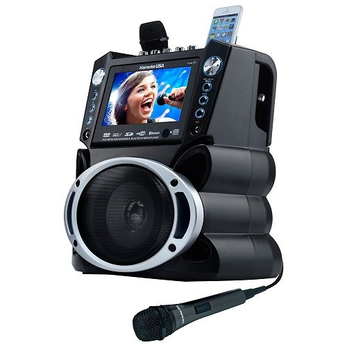 Karaoke USA GF839 Karaoke System Review