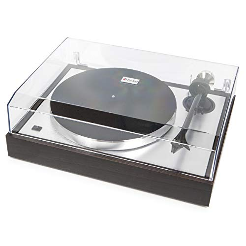 """Pro-ject The Classic Sub-chassis turntable with 9"""" carbon/alu sandwich tonearm- Eucalyptus"""