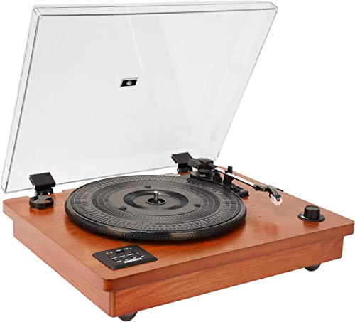 Best Bluetooth Turntables