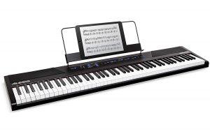 Alesis Recital - 88-Key Beginner Digital Piano