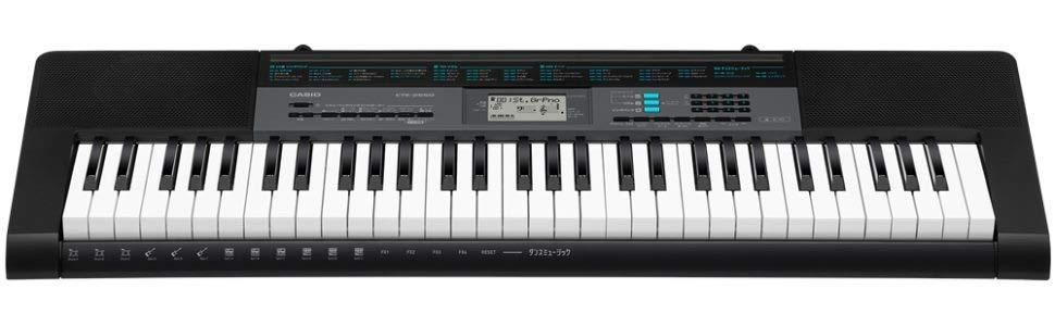 Casio CTK-2550 Beginner Keyboard Piano